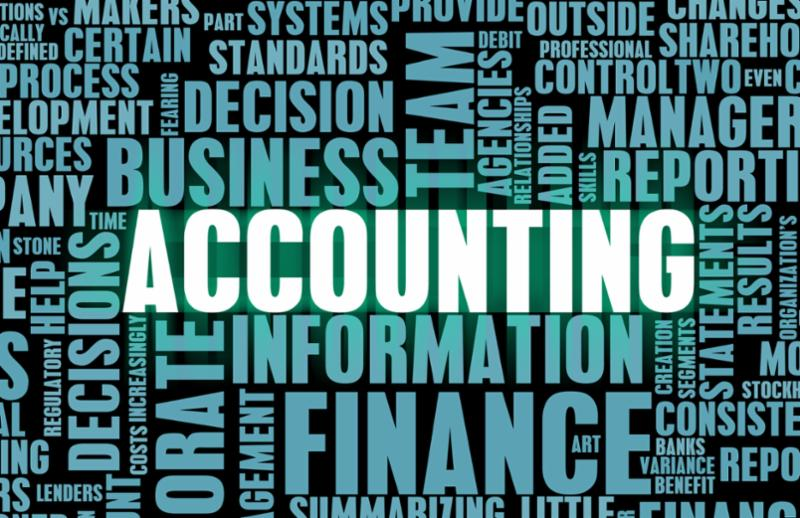 Accounting words