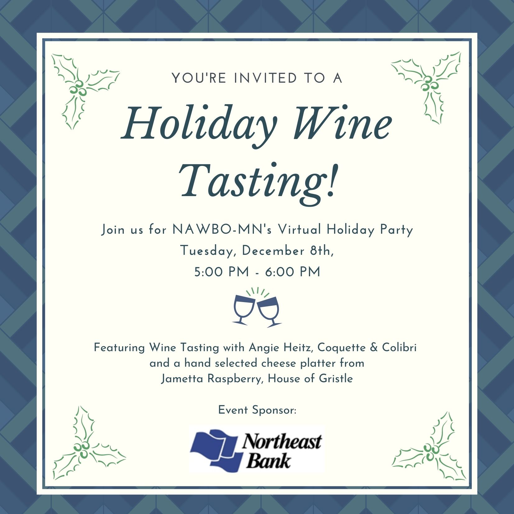 Holiday Wine Tasting Party!