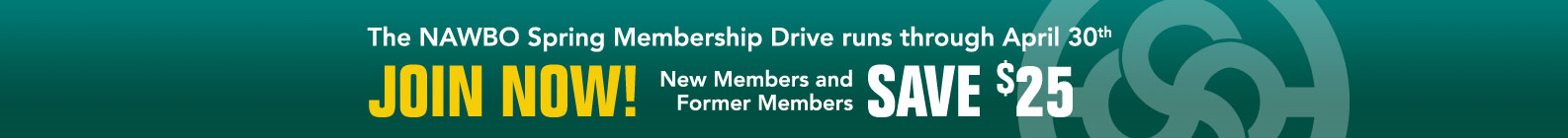 Join Now NAWBO Membership Drive