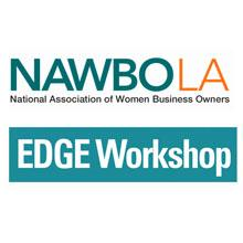NAWBO-LA EDGE Workshop